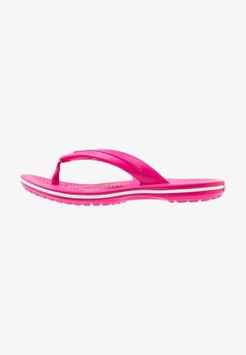 CROCBAND RELAXED FIT - Klipklappere/ klip klapper - candy pink