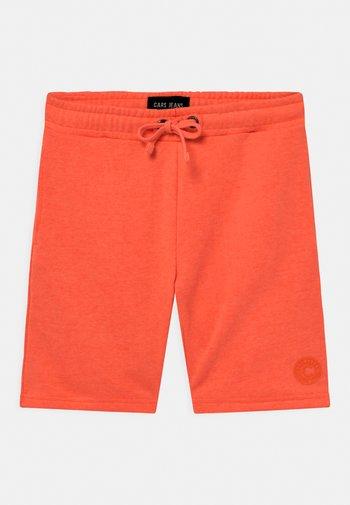 BRADY  - Tracksuit bottoms - neon orange