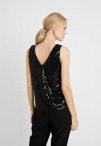 Vero Moda Tall - VMDAISY - Blouse - black/sequins - 2