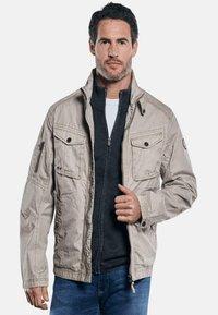 Engbers - Summer jacket - beige - 0
