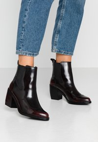 G-Star - TACOMA - Ankle boots - dark bordeaux - 0