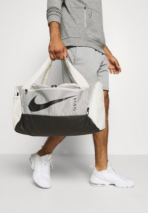 DUFF UNISEX - Sports bag - light orewood brown/black