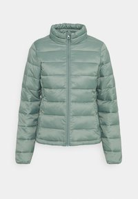 ONLY - ONLSANDIE QUILTED JACKET  - Lett jakke - chinois green - 5