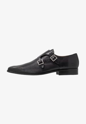 RICO - Smart slip-ons - black