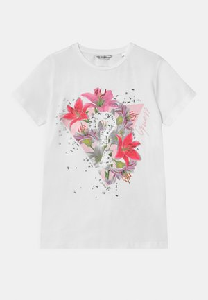 JUNIOR - T-shirt imprimé - true white