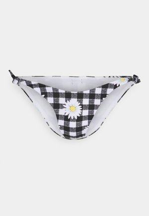 LONIA SUNDAISY - Bikini bottoms - noir
