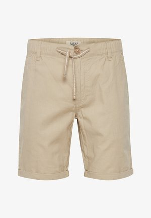 LENNO - Shorts - chalk stone