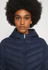 Hollister Co. - Winter coat - navy - 4