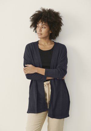 PERSIA  - Cardigan - dark navy