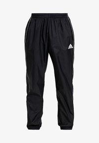 adidas Performance - CORE 18 RAIN PANT - Bukse - black/white - 3