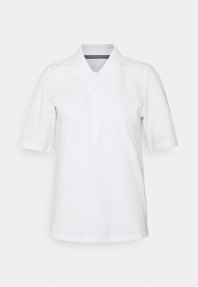 Poloshirt - whisper white