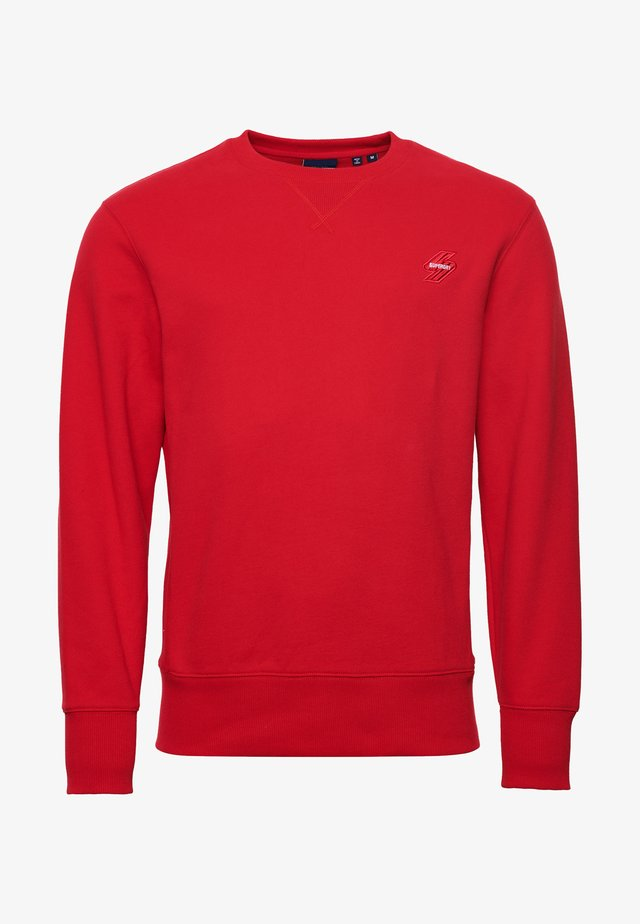 SPORTSTYLE - Sweatshirt - rouge red