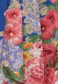 Polo Ralph Lauren - FLORAL SET - A-line skirt - blue/multicolor - 4
