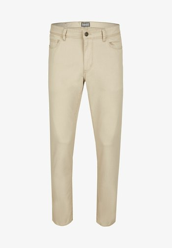 HUNTER STRUCTURE - Trousers - beige