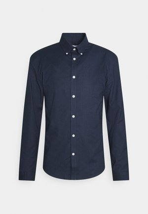 OXFORD SUPERFLEX SHIRT - Shirt - navy mix