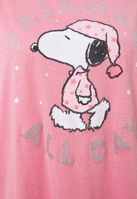 Women Secret - ALLOVER - Camicia da notte - bubble gum - 5