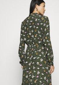 mbyM - ELLINOR - Robe longue - dark green - 3