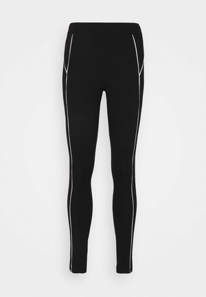 ASPEN - Leggings - Trousers - black