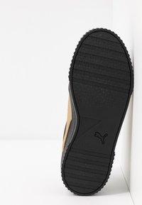 Puma - CARINA META20 - Sneaker low - black/team gold - 6