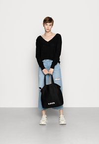 ONLY - ONLMELTON LIFE - Maglione - black - 1