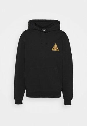 MOROCCAN HOODIE - Sweatshirt - black
