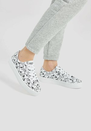 SNOOPY - Sneakers laag - white