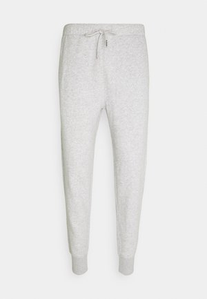 Tracksuit bottoms - light heather