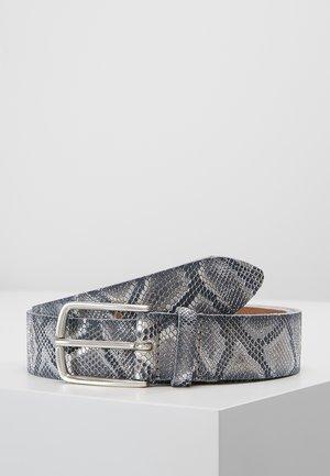 Belt - schwarz/silber