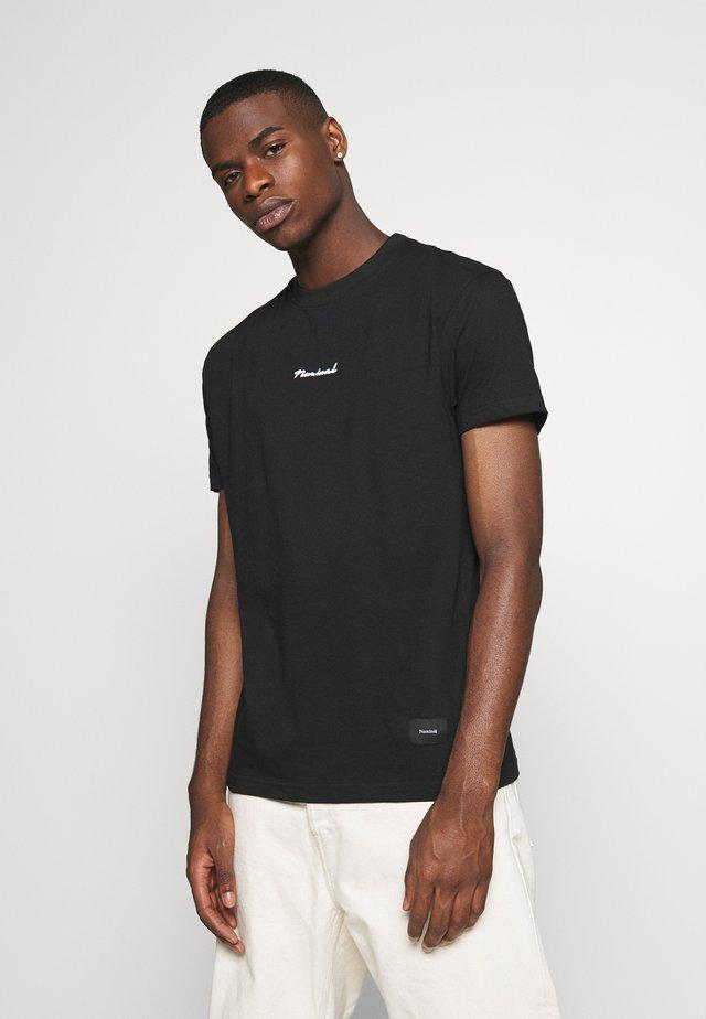 DREAM  - T-shirt con stampa - black