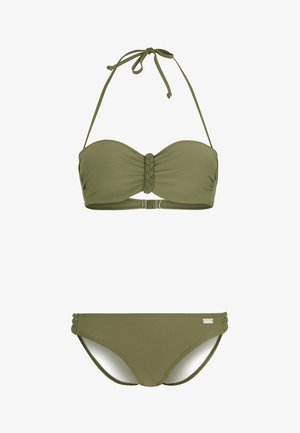 SET - Bikini - oliv
