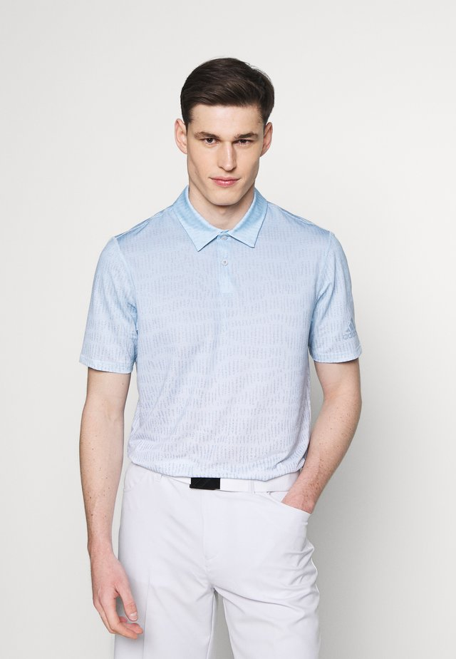PARLEY BLOCKED - Polo - easy blue