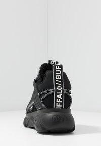 Buffalo - HIKE - Sneaker low - black - 5