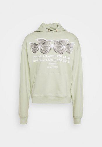 BUTTER UNISEX - Sweatshirt - sage