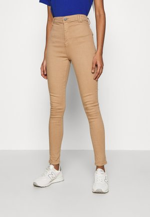 NMEMILY - Slim fit jeans - praline