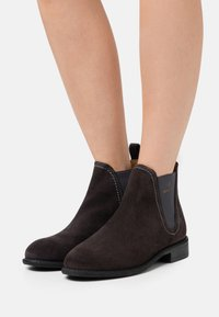 GANT - AINSLEY CHELSEA - Classic ankle boots - dark gray - 0