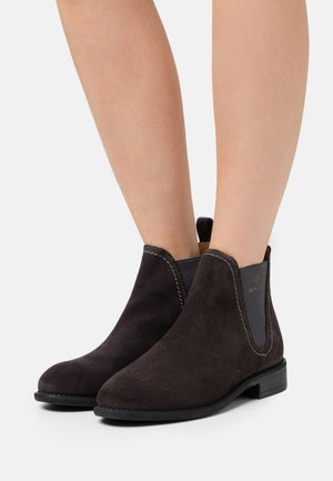 AINSLEY CHELSEA - Bottines - dark gray