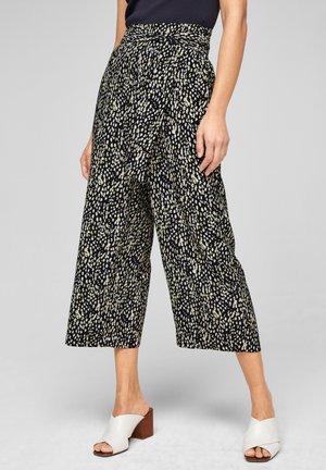 Pantalon classique - navy aop