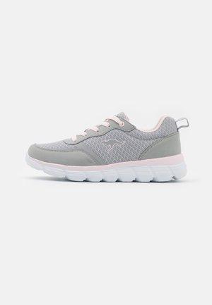KR MILD - Trainers - vapor grey/frost pink