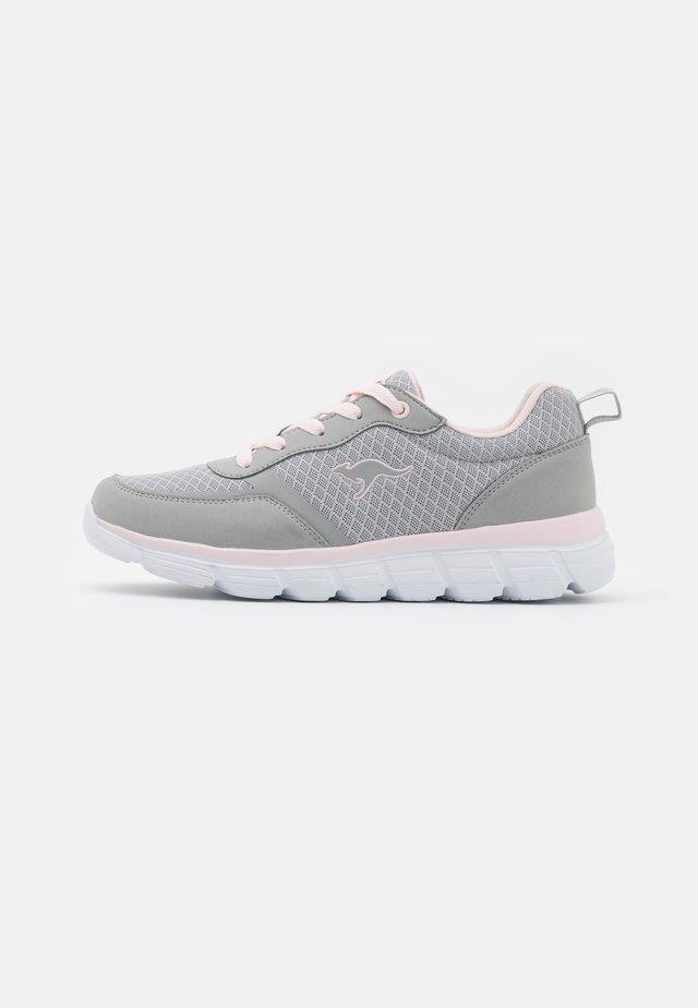 KR MILD - Sneakers laag - vapor grey/frost pink
