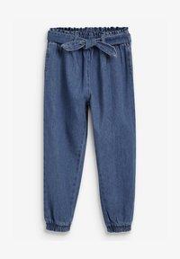 Next - Jeans Tapered Fit - blue denim - 0
