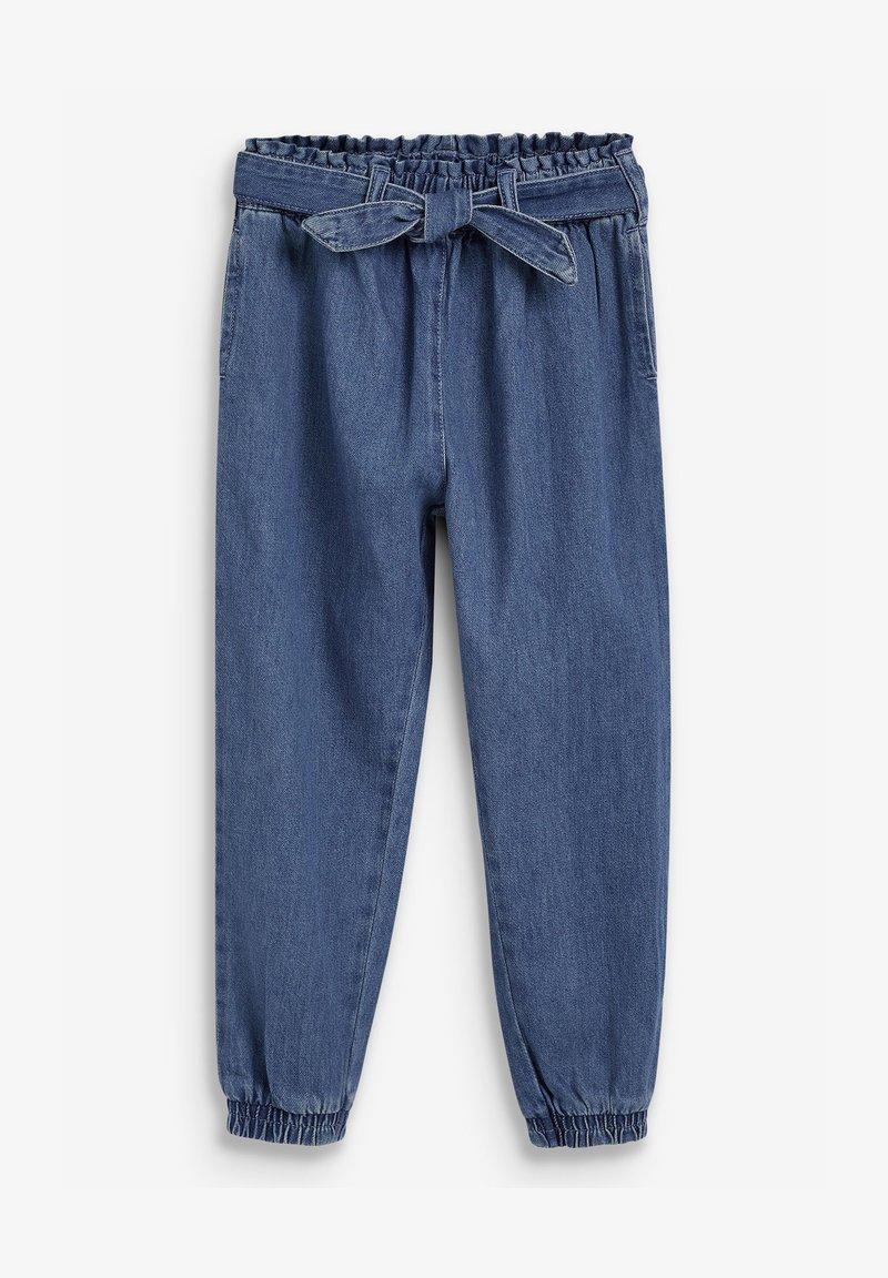 Next - Jeans Tapered Fit - blue denim