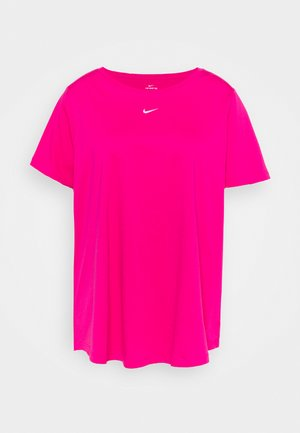 TEE PLUS - T-shirt basic - fireberry