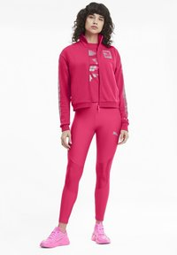 Puma - Trainingsjacke - glowing pink - 1