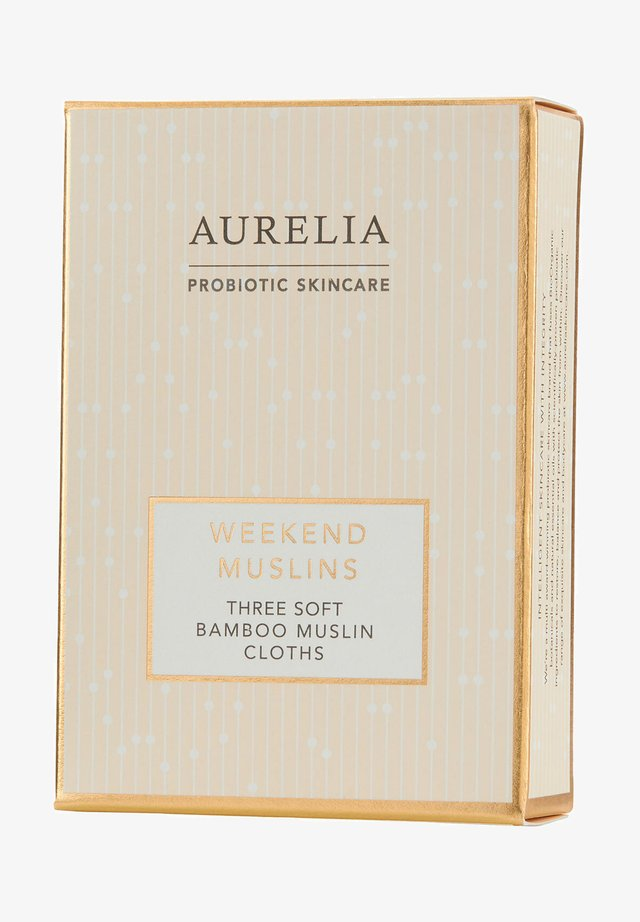 AURELIA WEEKEND MUSLINS - Skincare set - -