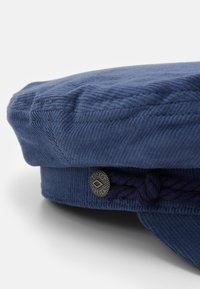 Brixton - FIDDLER CAP - Muts - washed navy/mauve - 3
