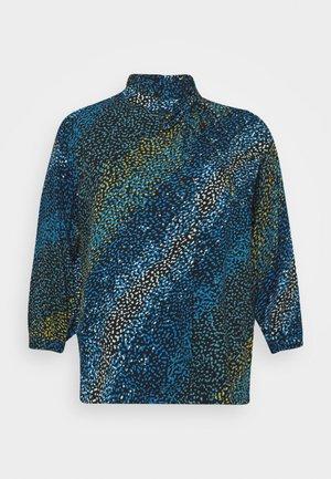 VMBIBI - Button-down blouse - black