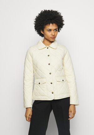 JACKET - Light jacket - cream