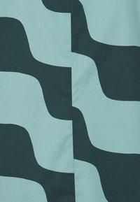 Marimekko - OLKOON TAIFUUNI DRESS - Day dress - turquoise/green - 5