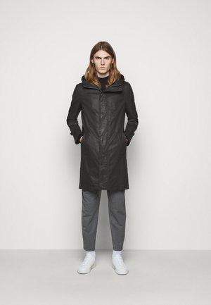SECSET - Classic coat - black