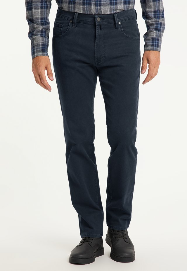 PETER - Straight leg jeans - navy